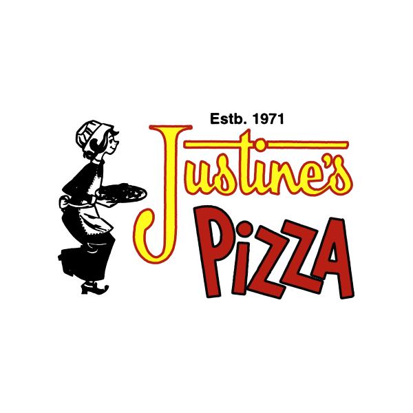 Justine's Pizza Fort Collins Logo