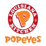 Popeyes Chestnut  Logo