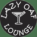The Lazy Oaf Lounge Logo