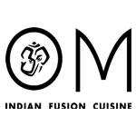 OM Indian Fusion Cuisine Logo