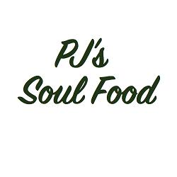 PJ's Soul Food Logo