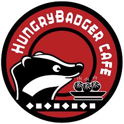 HungryBadger Cafe Logo