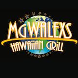 Mgwalex's Hawaiian Grill Logo