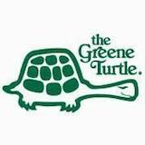 The Greene Turtle (Capital One Arena) Logo