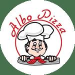 Albo Pizza Logo