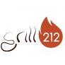 Sushi 212 Logo