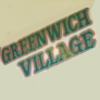 Greenwich Village Pizza Logo