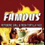 Famous Gourmet Logo
