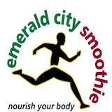 Emerald City Smoothie - Shoreline Logo