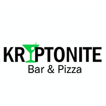 Kryptonite Bar & Pizza Logo