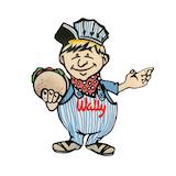 Wally's Burger Express Logo