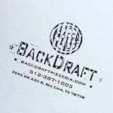 Back Draft Pizzeria Logo