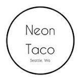 Neon Taco Logo