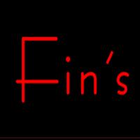 Fin's Sushi+Grill Logo
