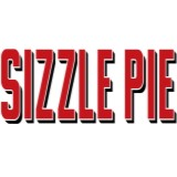 Sizzle Pie - E. Burnside Logo