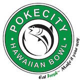 PokeCity Downtown Logo