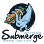 Submerge Sandwich Logo