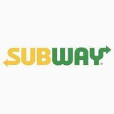 Subway (Hechinger Mall) Logo