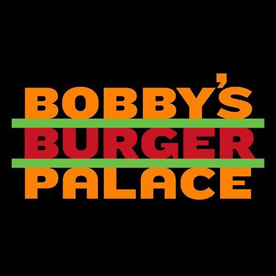 Bobby's Burger Palace DC Logo