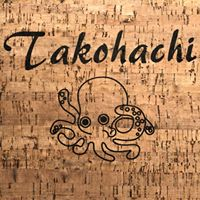Takohachi Japanese Restaurant Logo