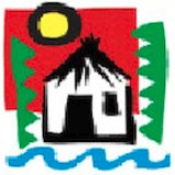Jamaican Jerk Hut Logo