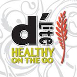 D'Lite, Healthy On The Go Logo