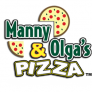 Manny & Olga's Pizza (NorthEast) Logo