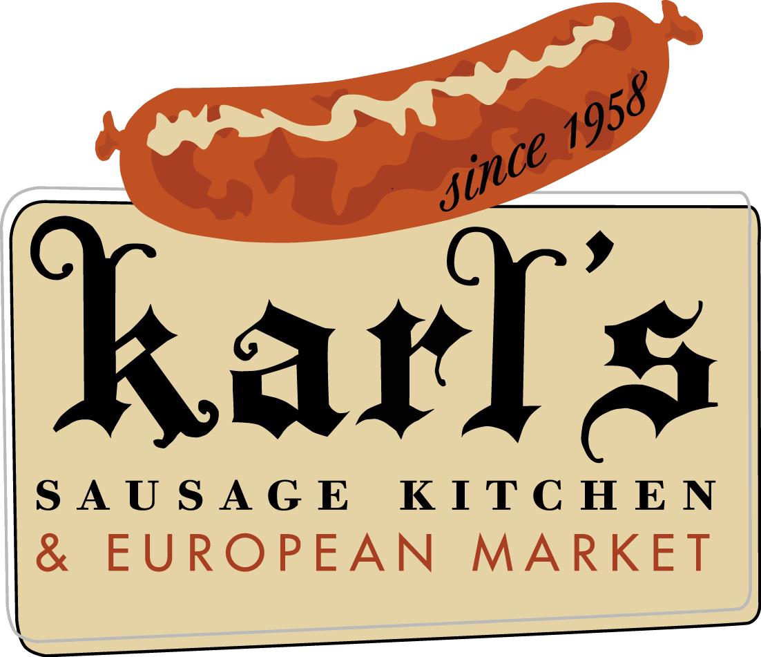Karl's Sausage Kitchen and European Market Logo