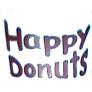 Happy Donuts Logo