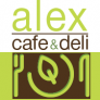 Alex Cafe & Deli Logo