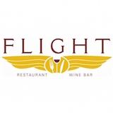 Flight Restaurant & Wine Bar Logo