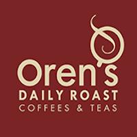 Oren's Daily Roast Logo