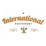 International Restaurant Logo