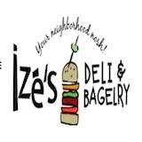 Ize's Deli Logo