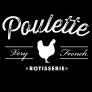 Poulette Rotisserie Chicken Logo