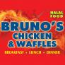 Bruno's Chicken & Waffles Logo