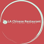 LA Chinese Restaurant Logo
