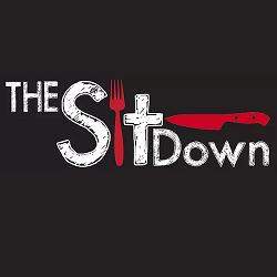 The Sit Down - Los Feliz Logo