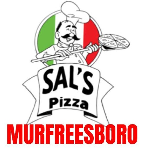 Sal's Pizza Murfreesboro Logo