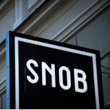 The Gyro Snob Logo