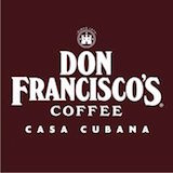Don Francisco's Coffee Casa Cubana Logo