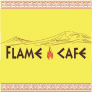 Flame Cafe & Catering Logo