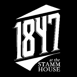 1847 at the Stamm House Logo