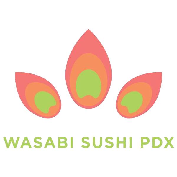 Wasabi Sushi PDX Logo
