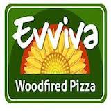 Evviva Woodfired Pizza Logo