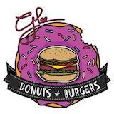 Glee Donuts & Burgers (Anaheim) Logo