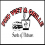 Pho Viet & Grille Logo