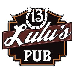 Lulu's 13 Pub Logo