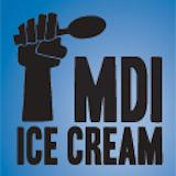Mount Desert Island Ice Cream Logo