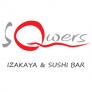 Sqwers Sushi Logo
